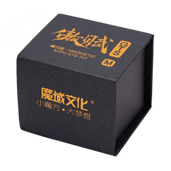 Cubos Rubik Moyu Aofu GTS M 7x7 Colored