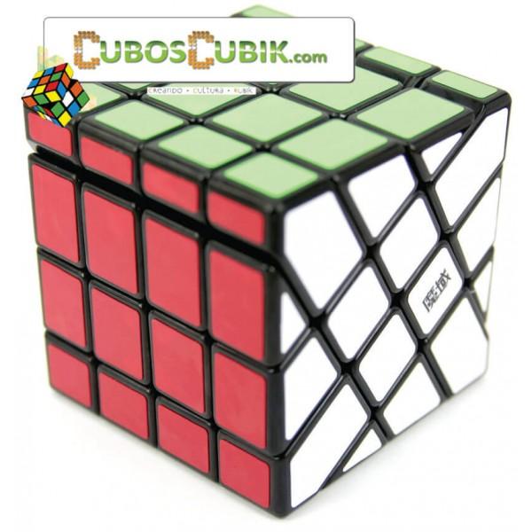 Cubos Rubik MoYu Aosu FengHuoLun 4x4 Base Negra