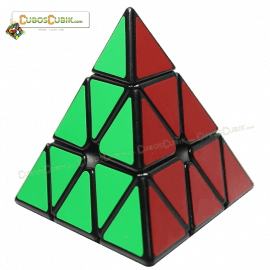Cubos Rubik Moyu Pyraminx V2 Magnetic Negro