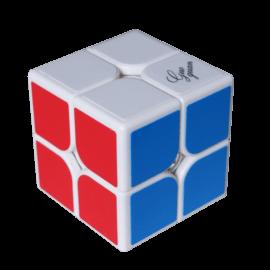 Cubos Rubik Moyu GuoGuan XingHen 2x2 Base Blanca