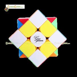 Cubos Rubik Moyu GuoGuan YueXiao 3x3 Colored
