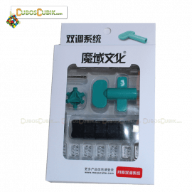 Cubos Rubik GuoGuan Yuexiao Pack Tornillos y Tensiones