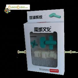 Cubos Rubik GuoGuan Yuexiao Pack Tornilos y Tensiones