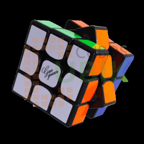 Cubos Rubik GuoGuan YueXiao E Negro