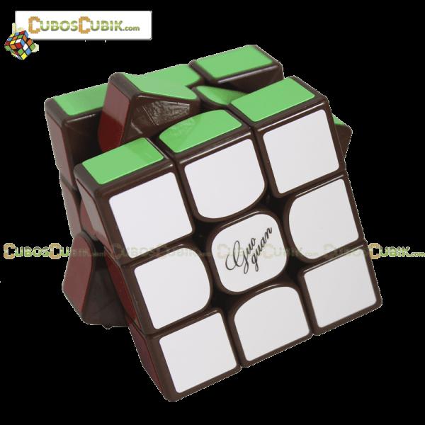 Cubos Rubik Moyu GuoGuan YueXiao 3x3 Base Cafe