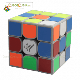 Cubos Rubik Moyu GuoGuan YueXiao 3x3 Base Gris