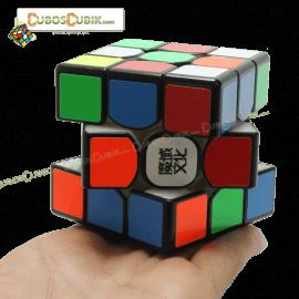 Cubos Rubik Moyu Weilong GTS 3x3 Base Negra con Primary