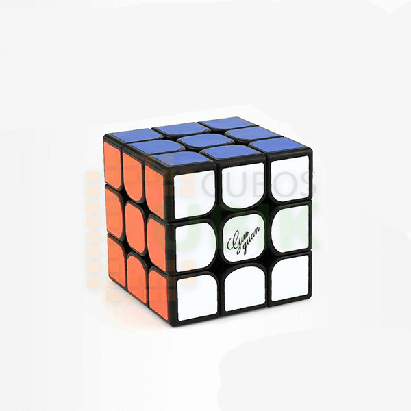 Cubos Rubik Moyu GuoGuan YueXiao PRO 3x3  Negro