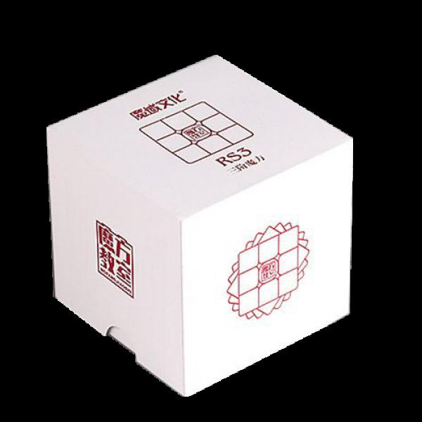Cubos Rubik Moyu MF Classroom MF3RS3 3x3 Negro