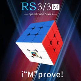 Cubos Rubik Moyu MF Classroom MF3RS3 M 3x3 Colored