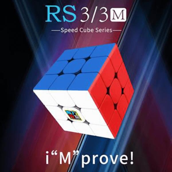 Cubos Rubik Moyu MF Classroom MF3RS3 M 3x3 Colored