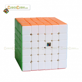 Cubos Rubik Moyu MoFangJiaoShi MF6 6x6 Colored