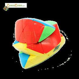 Cubos Rubik Moyu MoFangJiaoShi Mastermorphix Colored