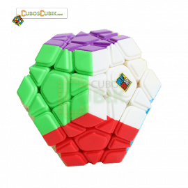 Cubos Rubik Moyu Meilong Megaminx Colored