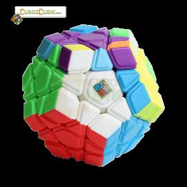 Cubos Rubik Moyu MoFangJiaoShi Megaminx Colored