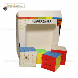 Cubos Rubik Paquete MoYu Gift Box Colored