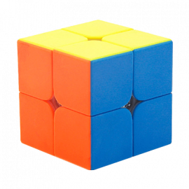 Cubos Rubik Moyu MoFangJiaoShi MF2s 2x2 Colored