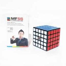 Cubos Rubik Moyu MoFangJiaoShi MF5 s 5x5 Negro