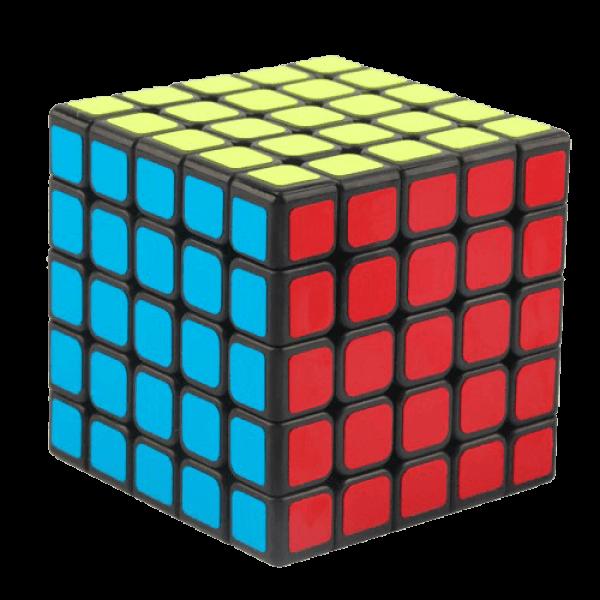 Cubos Rubik Moyu MoFangJiaoShi MF5 5x5 Negro