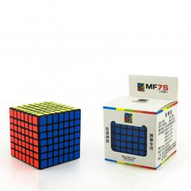 Cubos Rubik Moyu MoFangJiaoShi MF7s 7x7  Negro