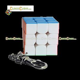 Cubos Rubik Moyu 3x3  35 mm Llavero