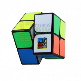 Cubos Rubik Moyu MoFangJiaoShi MF2s 2x2 Negro