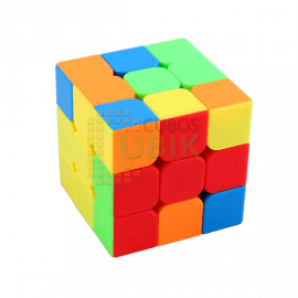 Cubos Rubik MF3s 3x3 Moyu MoFangJiaoShi  Colored