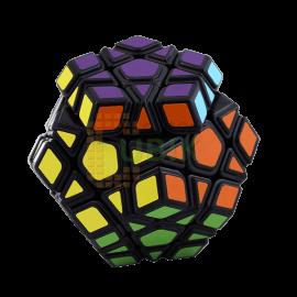 Cubos Rubik Moyu Clasroom Megaminx Negro