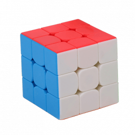 Cubos Rubik MF3 3x3 Mini 50mm Moyu MoFangJiaoShi Colored
