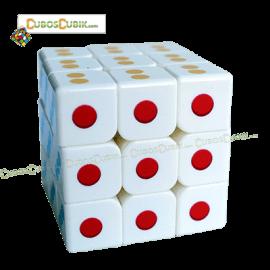 Cubos Rubik Moyu MoFangJiaoShi Dado 3x3