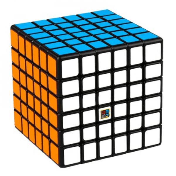 Cubos Rubik Moyu MoFangJiaoShi MF6 6x6 Negro