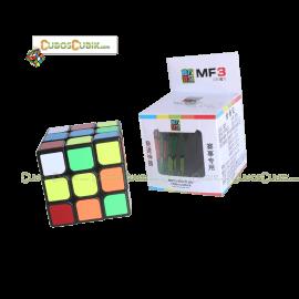 Cubos Rubik Moyu MoFangJiaoShi MF3 3x3 Negro