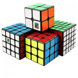 Cubos Rubik Paquete MoYu Gift Box Negro