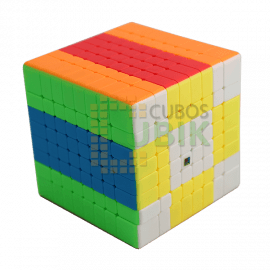 Cubos Rubik Moyu Classroom 8x8 MF8 Colored