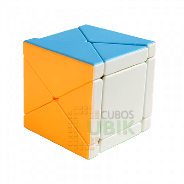 Cubos Rubik Moyu Classroom Fisher Skewb Colored