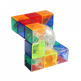 Cubos Rubik Moyu Classroom Geo Cube A, B o C