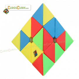 Cubos Rubik Moyu Classroom Pyraminx Colored