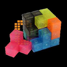 Cubos Rubik Moyu Meilong Luban Magnetic Transparente