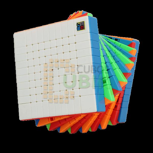 Cubos Rubik Moyu Meilong 10x10 Colored