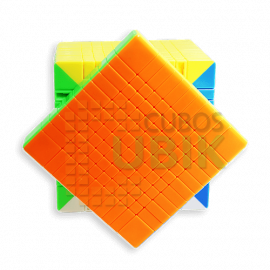Cubos Rubik Moyu Meilong 11x11 Colored