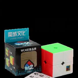 Cubos Rubik Moyu Meilong 2x2 Colored