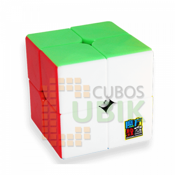 Cubos Rubik Moyu Meilong 2x2 Colored