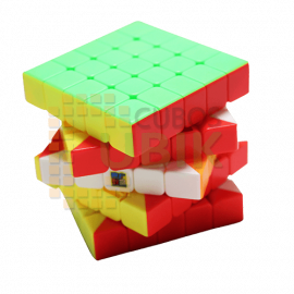 Cubos Rubik Moyu Meilong 5x5 Colored