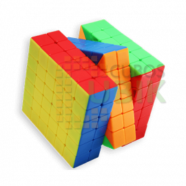 Cubos Rubik Moyu Meilong 6x6 Colored