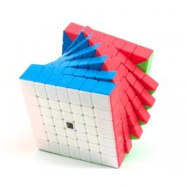 Cubos Rubik Moyu Meilong 7x7 Colored