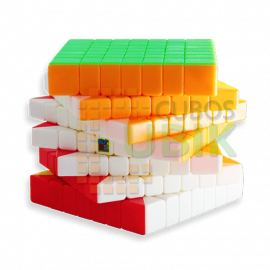 Cubos Rubik Moyu Meilong 7x7 Colored
