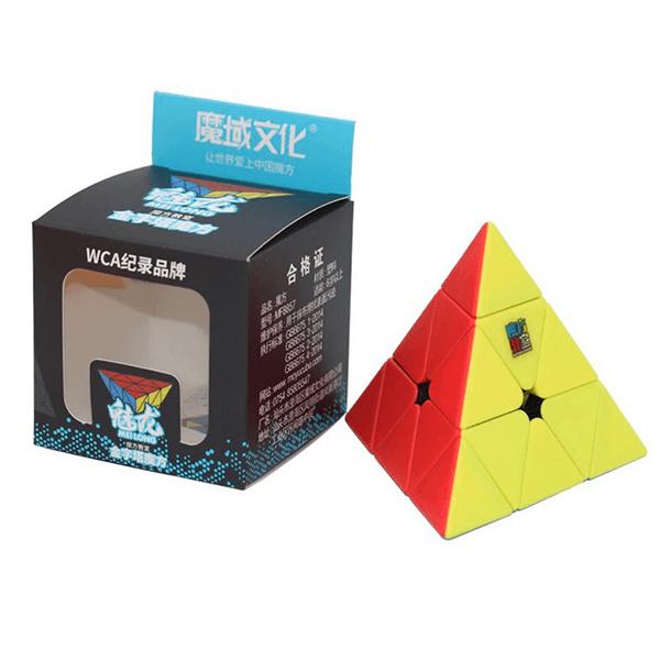 Cubos Rubik Moyu Meilong Pyraminx Colored