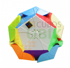Cubos Rubik Moyu Meilong Rediminx Colored