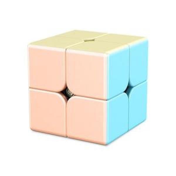 Cubos Rubik Moyu Meilong 2x2 Macaron