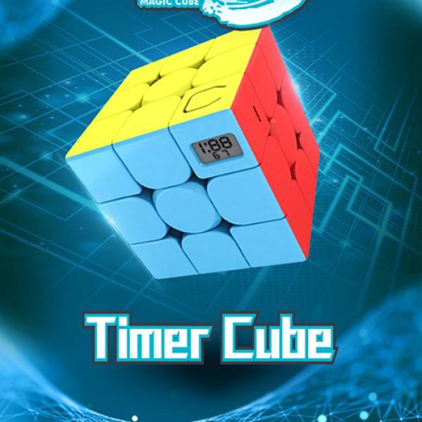 Cubos Rubik Moyu Meilong 3x3 Timing Magic